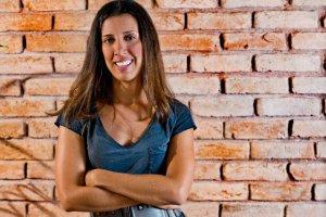 Paula Abreu Escritora e criadora do programa de meditação acredita e medita